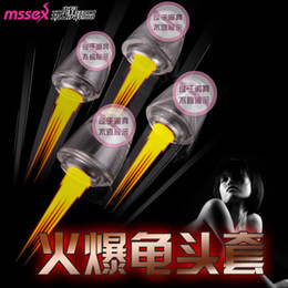 Wholesale Penis Rings Penis Enlargers sex toys for man hot sale sex product cheap selling two piece in a box