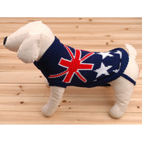 Four legged Coat Dog Outerwear Pet Clothes Extra Large Size Fashion Dog Apparel Slim Knitted Sweater CA042