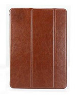 Wholesale Book Style Card Holder Leather Flip Case Cover for ipad air