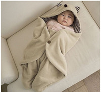 Blending bathing receiving blanket - BY15 Gremlins Cute Warm Poral Fleece Soft Baby Washcloth Blanket Quilt for Infant Bathing Towel Receiving Blankets