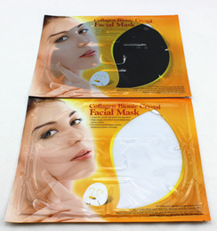 Wholesale Gold Crystal Collagen Facial Mask Whitening Face Masks Skin Care Skin Product