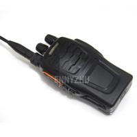 Wholesale Updated BF S II Waterproof MAH Portable Two way Radio Walkie Talkie Interphone with Radio Function