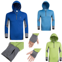Wholesale Men s Tennis Shirts Jackets Sweats Hoodies Crew Polartec Fleece Casual Outdoor Athletic Sportswear Jersey