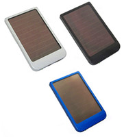 Wholesale S5Q mAh Solar Charger For Mobile Phone Digital Camera PDA MP3 MP4 Player AAAAZL