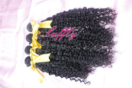 Wholesale 3pcs Unprocessed Hair DHL Grade A Queen Hair Products Malaysian Curly Human Virgin Hair