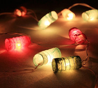 LED Christmas Waterproof SLH185 20 White Heart Paper Lantern Patio Party String Lights Fairy, Wedding
