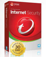 Antivirus & Security Enterprise Windows Trend Micro Titanium Internet Security 2014 1 Year 3 PCs license key activation code all language