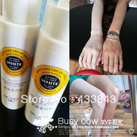 cream natural cream - Full body whitening cream emulsion sunscreen body Beauty lotion leg whitening wipe white milk pca natural botanical skin care milk ml