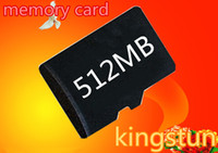 Wholesale Sales of the first brand of MB of micro SD SDHC TF flash memory CARDS new MB of external memory card in bulk packing cell phone TF