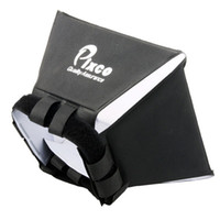 Wholesale 5PCS Flash Diffuser box Pixco Universal Pop up Flash Diffuser Soft Box Off Camera