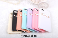 Wholesale 200pc Cute D leon chaplin sexy beard mustache hard back case cover For iPhone S G C118