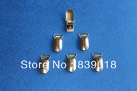Wholesale 30Pcs Suspenders circular cover clips Suitable for cm width webbing inside with PVC protect cushion HOT SALE