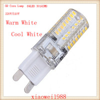 G9 5W AC220- 240V 64led 3014 SMD LED Lamp Home lighting SpotL...