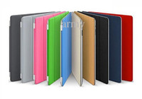 Wholesale 100 fit Smart Cover PU Leather Case Cover Sleep work with Stand Holder Protection Table PC For ipad Air ipad ipad mini MOQ