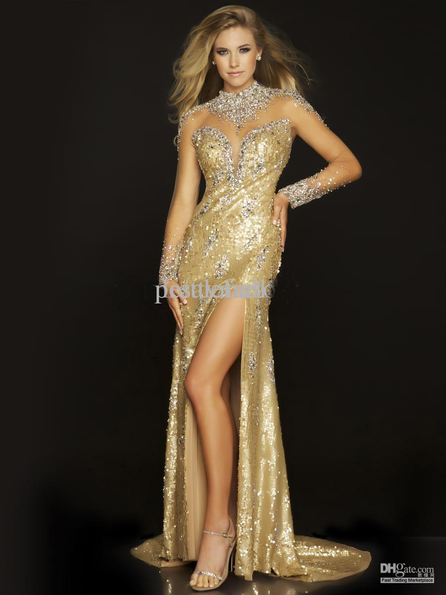 GREAT GATSBY PROM DRESSES - Kalsene Fede