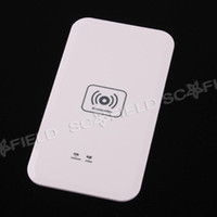For Apple iPhone Wireless Charger   TI Scheme QI standard Wireless Charger with Vent for iPhone 5 iPhone 4 4S for Samsung S4 i9500 Android Cell Phone