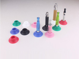 ego battery base EGO battery silicone sucker holder fit for all ego battery ego electronic cigarette