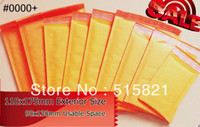 Wholesale Dhl p Golden Kraft Bubble Envelope Mailer Air Bag Extenal Dimension is mm x mm quot x quot