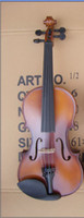 Wholesale Tiger Stripes Student Violin with full size