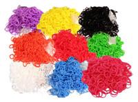 Big Kids big rubber bracelets - Best Toys NEW Loom Rubber Bands pc Rubber Band Refill Pack Blending Bracelet rubber band