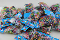 Wholesale Rainbow Loom Magical Colorful Loom Bands Clips