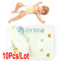 Wholesale 10Pcs New Baby Stomach Belly Band Protector Prevent Catching Cold Keep Warm Sizes