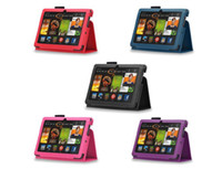 Wholesale Leather Stand Slim Smart Case Cover for Amazon Kindle Fire HDX quot