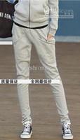 Pants Women Wide Leg Fashion Girl Hoodies Pant Plus Size Korean Sports Harem Palazzo Pants Casual Slim Thicken XN07-60