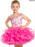 Wholesale OUTSTANDING CUPCAKE SKIRT WITH FULLY RHINESTONED BODICE BY PERFECT ANGELS TODDLERS