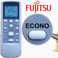 Wholesale pieces Fujitsu Split And Portable Air Conditioner Romte Control AR DJ5 AR DJ8 AR DJ19