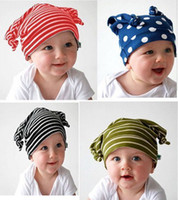 Winter adorable newborn baby - 5 BABY GIRL BOY Beanie NEWBORN COTTON FALL HAT TODDLER ADORABLE HAT CUTE CAP
