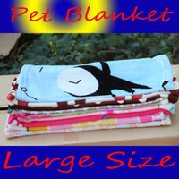 Wholesale Small pet blanket cm flannel blanket Pet Products animal accessories pet jewelry