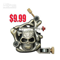 Wholesale Super Tattoo Supply Empaistic Tattoo Machine Gun For Shader amp Liner Quality Low Price