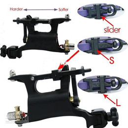 Wholesale Butterfly Rotary Tattoo Machine Swashdrive WHIP Tattoo Motor Gun Kits Supply Easy Slide Adjustment