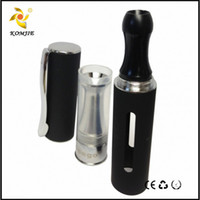 Electronic Cigarette Atomizer Clear 2014 newest sailing VHIT glass dry herb vaporizers wholesale type B vaporizer pen vhit tube huge vapor Wholesale China Komjie best seller