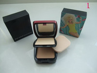 Wholesale New Makeup Color Face Powder Foundation g Puff gift