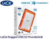 Wholesale 1TB LaCie Rugged USB Thunderbolt Series Portable Hard Drive TB