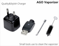 Cheap Dry herb vaporizer ago G5 with pen dry herb vaporizers for electronic cigarette Free DHL