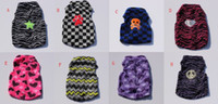 Coats, Jackets & Outerwears Fall/Winter Chirstmas LASTEST NEW lovely 10pc lot Fashion Cute Dog Vest Pet sweater Shirt Soft Coat Jacket Autumn&WINTER Clothes