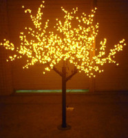 led cherry tree - 2PCS CTN M High Quality Outdoor LED Cherry Tree Lights LED Artificial Blossom Trees Light Different Colors Available