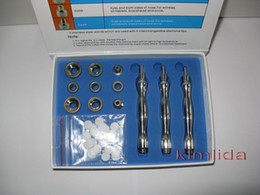 Wholesale heavy duty Stainless steel diamond derma wands and tips for diamond peel microdermabrasion