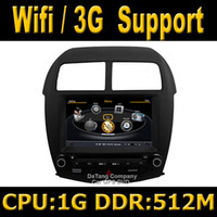 Wholesale S100 Car DVD GPS Head Unit Sat Nav for Citroen C4 Aircross with Wifi G Host Radio Stereo Player Tape Recorder G CPU
