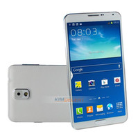 Wholesale Android Original Logo N9000 Note Note3 Note iii MTK6572 Dual Core Phone inch G Air Gesture Mobile Phone