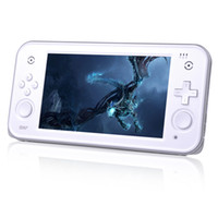 Wholesale JXD S7300 Inch dual Core Smart game console two Joystick Dual core Android handheld game consol