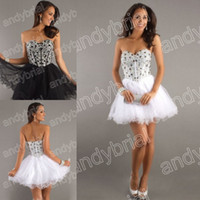 Wholesale - Princess Luxury Rhinestone Sweetheart A- Line Sho...