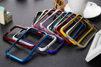 For Samsung   Artical LOVE MEI case bumper for s4 colorful fit well with your phone with retail box