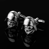 Wholesale Star Wars Darth Vindacufflink brass pair retail