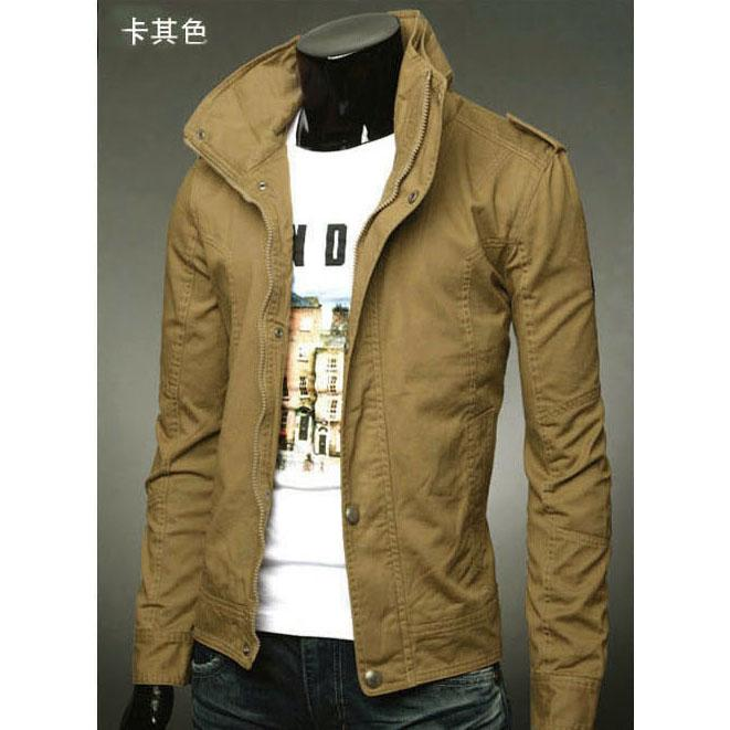 3xl Hot New Winter Casual Jacket Fashion Men Jacket Plus Size