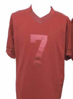 2013 New Style Kaepernick Red Drenched Limited Jersey SF Foo...