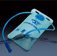 Wholesale NEW Outdoor sports water bottle Cycling water bag cycling Mountain climbing folding Water bag L